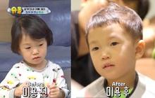 Kang Gary lôi quý tử ra cắt tóc và kết quả... cả 2 dắt nhau đến tiệm khắc phục hậu quả!