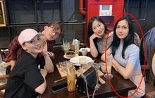 Lynk Lee tự tin diện croptop khoe eo thon, đọ sắc chẳng kém cạnh khi chung khung hình cùng Bảo Thanh và hội chị em
