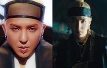 """Nghi vấn Suga (BTS) đạo nhái tạo hình Hoàng đế của Mino (WINNER): Người khẳng định như """"hai giọt nước"""", kẻ """"cười khẩy"""" vì lý do quá nhảm"""