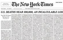 """Chuyện chưa kể đằng sau dự án """"Một trang bìa lay động cả thế giới"""" của New York Times"""