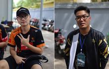 """Hai """"ông trùm"""" Phương Top của Team Flash và Yamate của Saigon Phantom nói gì về trận chung kết sắp diễn ra?"""