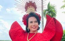 Cô Minh Hiếu 100 cây vàng khiến dân tình điên đảo vì phong cách quá đa dạng, mỗi lần lên đồ là một lần gây sốt
