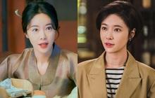"""Chưa kịp """"trả nghiệp"""" ở Mystic Pop-up Bar, """"dì hai bán rượu"""" Hwang Jung Eum đã vội bắt trend gái ế theo Jang Nara"""