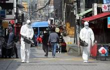 """Hàn Quốc cảnh báo nguy cơ trước ca nhiễm Covid-19 """"chưa xác định"""""""