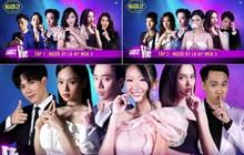 """Tập 3 """"Người ấy là ai"""" lọt Top 2 Trending thì ê-kíp nên đổi hình mới cho Trấn Thành & Hương Giang đi chứ nhỉ?"""