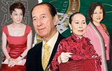 """""""Hậu cung"""" 3 bà vợ, 14 người con và gia sản 1,5 triệu tỷ đồng sau khi trùm sòng bạc Macau 98 tuổi vừa qua đời"""