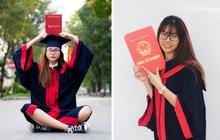 """Con gái học Kỹ thuật xuất sắc thế này đây: Thủ khoa đầu ra ĐH Bách khoa, 5 năm nhận học bổng tài năng, """"bắn như gió"""" 3 ngoại ngữ"""