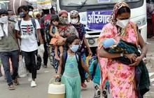 Ấn Độ nguy cơ bùng phát Covid-19 từ người lao động di cư trong nước