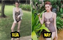 Bạn gái thiếu gia Phan Hoàng là minh chứng cho thấy con gái cứ phải có da có thịt một chút mới xinh