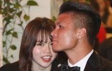 """Quang Hải và Huỳnh Anh liên tục """"lạc mất nhau"""" khi tham dự sự kiện ở Sài Gòn"""
