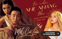 """Bích Phương """"thả thính"""" 2 MV đằng sau chuyện tình với traitimtrongvang nhưng chỉ 1 MV được ra mắt, quyết định phụ thuộc vào chính bạn!"""