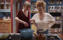 """Những căn bếp phát """"choáng"""" của dàn sao Hollywood: rộng lớn, sang trọng, toàn thiết bị hiện đại, đến bàn ăn cũng ốp đá thạch anh"""