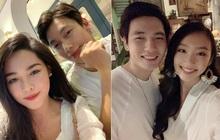 """2 cặp yêu xa của """"Người ấy là ai"""" hội ngộ tại Sài Gòn: Trai xinh gái đẹp không hẹn mà cùng nhau diện đồ trắng!"""