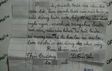 """Lá thư của 2 bé trai 8 tuổi gửi bạn thân vừa mất mẹ khiến ai cũng rưng rưng: """"Hãy để mẹ được nghỉ ngơi, nếu cậu khóc mẹ sẽ rất buồn"""""""