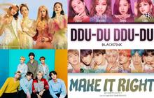 """Top lyrics video nhiều view nhất: TWICE """"mất hút"""", BTS và BLACKPINK đúng là """"ông hoàng bà chúa Youtube"""" nhưng No.1 lại là ca khúc được quảng bá phút chót"""