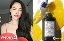 5 lọ serum được các mỹ nhân Việt tin dùng: Toàn siêu phẩm đáng đồng tiền bát gạo, chống lão hóa và dưỡng da đẹp mướt