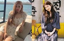 Ngắm Instagram của sao Hàn, bạn sẽ kiếm được kha khá gợi ý váy vóc xinh như mộng diện trong Hè này