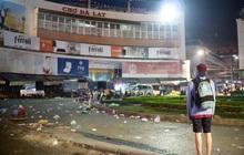 """Đăng ảnh chợ đêm Đà Lạt ngập tràn rác chỉ sau một đêm, chàng trai nhận được câu nói """"xanh rờn"""" từ dân mạng: """"Chợ nào mà chẳng có rác bạn ơi?"""""""