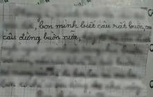 Bức thư 2 cậu bé 8 tuổi gửi cho thằng bạn thân có mẹ qua đời gây bão mạng: Trẻ con hồn nhiên nhưng tình cảm và chân thật lắm