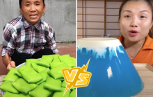 """""""Đại chiến"""" không hẹn mà gặp giữa Bà Tân Vlog và Quỳnh Trần JP: Cùng làm hai món tráng miệng cực cầu kỳ, ai mới là người nhỉnh hơn?"""