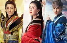 Liên Bỉnh Phát, BRay và Võ Ngọc Trân tạo hình cổ trang chuẩn như nhân vật kiếm hiệp trong Tỷ Muội Hoàng Cung
