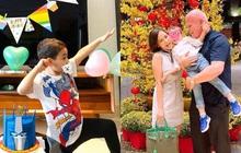 Thu Minh chia sẻ ảnh con trai nay đã lớn bất ngờ, còn hé lộ tính cách và lời căn dặn quý tử vào ngày đặc biệt