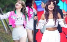 """Nghịch lý thành viên Twice: Lúc da trắng bóc kiểu Hàn thì chẳng ai ngó ngàng, khi da ngăm lệch chuẩn lại """"phất"""" hẳn"""