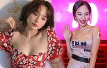 Ròng rã theo style sexy suốt bao năm nhưng đến bây giờ, Miu Lê mới thực sự bùng nổ và khiến người ta mê khủng khiếp