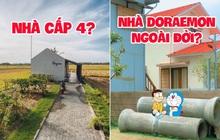 """Những homestay hot nhất Việt Nam vừa ra mắt đã gây sóng gió khắp MXH: Nơi bị nhầm là """"nhà cấp 4"""", chỗ lại gắn mác giống nơi ở của Doraemon"""