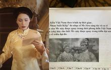 MV của Hòa Minzy lên đề kiểm tra 1 tiết môn lịch sử, câu hỏi cũng hóc búa phết - nhưng nhìn vào ô mã đề lại thấy sai sai?