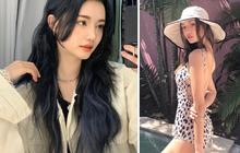 """Gái xinh nổi tiếng Park Sora chia sẻ 3 bí quyết giữ da đẹp dáng xinh, riêng món """"nước ép ức gà"""" cực độc lạ chỉ giới người mẫu mới biết"""