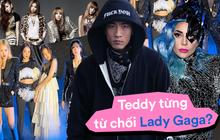 """Chuyện ít ai biết: """"Phù thủy âm nhạc"""" Teddy từng từ chối làm producer của Lady Gaga để tập trung cho 2NE1, ai ngờ sự thật lại khác xa?"""