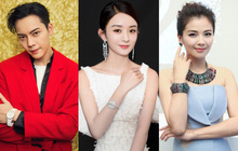 """Bị xếp chung kệ với """"đàn em xuyên không"""", Triệu Lệ Dĩnh """"nắm trùm"""" top 20 diễn viên Trung hot nhất"""