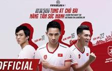 Tuấn Anh, Tiến Linh và quả bóng vàng Hùng Dũng chính thức góp mặt trong FIFA Online 4