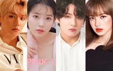 Top 30 ca sĩ hot nhất xứ Hàn hiện nay: BTS No.1 không bất ngờ bằng vị trí thứ 2 và 3, thứ hạng của BLACKPINK - TWICE quá khó hiểu