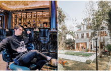 """Cuộc sống sang chảnh của trai đẹp """"Người ấy là ai"""": Hàng hiệu không thiếu, quản lý căn villa 12 tỷ của gia đình"""