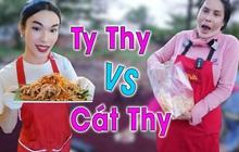"""Cát Thy và Ty Thy – 2 cái tên nhưng cùng một công thức nổi tiếng: Lối nói chuyện """"mặn như muối biển"""", đồ ăn đều ngon nức tiếng đất Sài Gòn"""