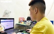 Hà Nội thi thử trực tuyến: Học sinh 'loạn cào cào' vì lỗi hệ thống, nghẽn mạng