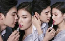 """Dân tình """"mất máu"""" vì bộ ảnh tạp chí Lee Jong Suk sát ràn rạt, cực tình bên nữ phụ đang hot của """"Quân Vương Bất Diệt"""""""
