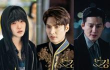 """Giải mã 9 tình tiết ở """"Quân Vương Bất Diệt"""" tập 13: Lee Min Ho xuyên không đường nào, Kim Go Eun vì sao hôn nam phụ?"""