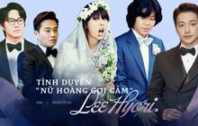 5 gã đàn ông bước qua đời Lee Hyori: Hết tài tử thế giới đến người thừa kế, nhưng chàng trai nghèo lại chiếm trọn trái tim nữ hoàng