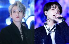 """Knet chọn 10 main vocal """"đỉnh"""" nhất trong boygroup: Baekhyun (EXO) nổi tiếng hát hay nhưng """"đại bại"""" trước Jungkook (BTS)?"""