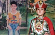 """Phì cười với loạt ảnh các cầu thủ khi còn """"đủ tuổi"""" đón Tết thiếu nhi: Văn Lâm hóa nhà vua, Tiến Linh diện đồ cực ngầu"""