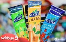 Thử trà kem tuyết Nestea: Tưởng món kem mới cho mùa hè này nhưng hương vị lại gây bất ngờ vì... quá quen thuộc