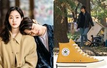 """""""Quân Vương Bất Diệt"""" có """"xịt"""" thì dân tình vẫn mãn nhãn trước bộ sưu tập sneaker bình dân đi vào lịch sử của Kim Go Eun"""