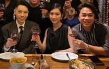 """Gia đình Hoa dâm bụt tụ họp mừng sinh nhật Hoà Minzy, khoảnh khắc cô nàng bên bạn trai doanh nhân """"chiếm sóng"""" MXH"""