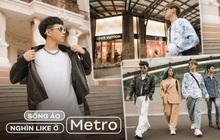 """""""Ăn"""" gì ở khu Metro Sài Gòn khi phố chưa lên đèn? Mặc đẹp và ăn ảnh nhé!"""