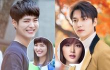 """Chết cười nhan sắc """"chuyển giới"""" của nam thần xứ Hàn: Đáng yêu nhất đích thị là """"quân vương"""" Lee Min Ho"""