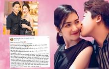 """Hoà Minzy tình tứ bên bạn trai dịp kỷ niệm 3 năm yêu, lần đầu lên tiếng về tin đồn """"có chồng đại gia mà phải bán nhà làm MV"""""""