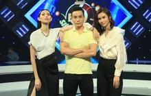 """Thùy Dương - Cao Thiên Trang tái ngộ trên show nhưng bị... """"cướp"""" mất tên team Sang"""